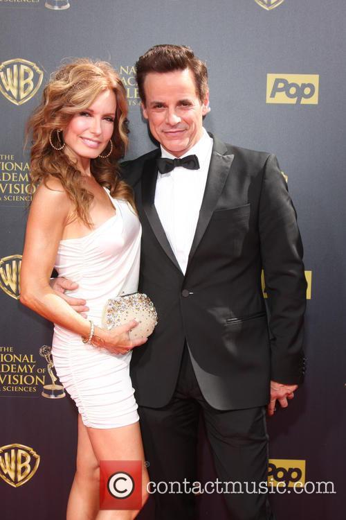 Tracey Bregman and Christian Leblanc