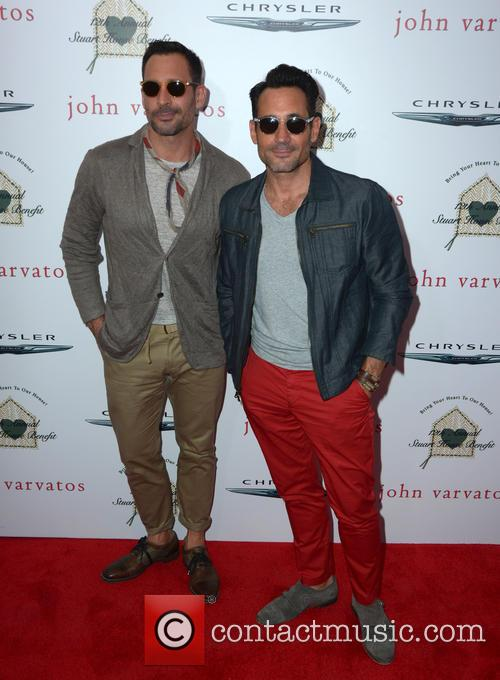 Gregory Zarian and Lawrence Zarian 3