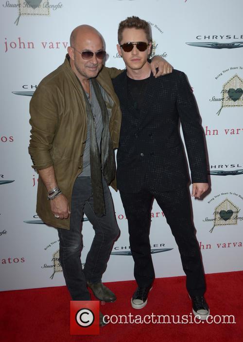Dallas and John Varvatos 1