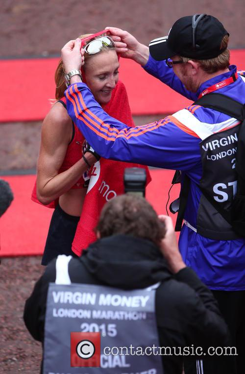 Virgin Money London Marathon 2015