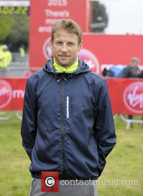 Jenson Button 10