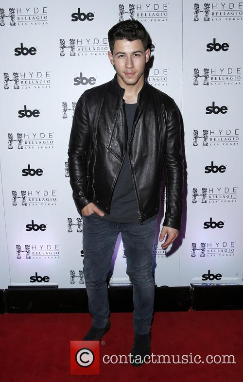 Nick Jonas hosts Hyde Bellagio's 3 Years On...