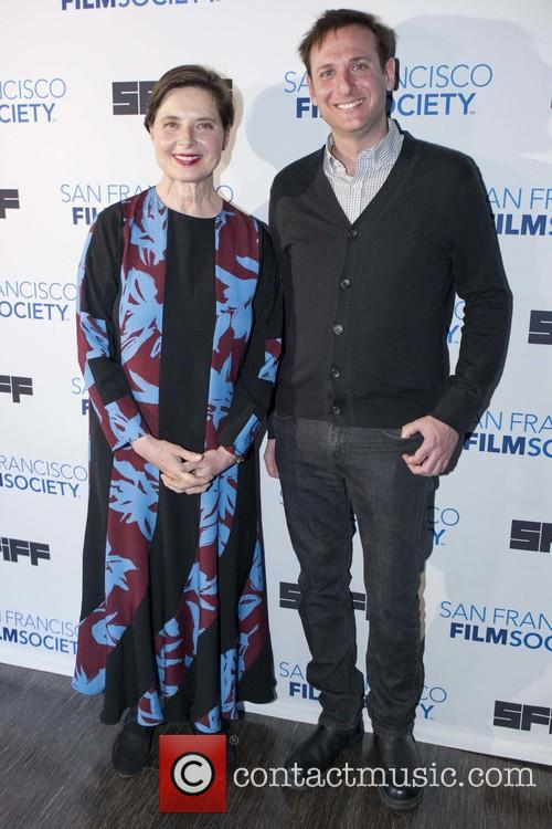 Isabella Rossellini and Jody Shapiro 3