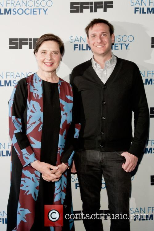 Isabella Rossellini and Jody Shapiro 4