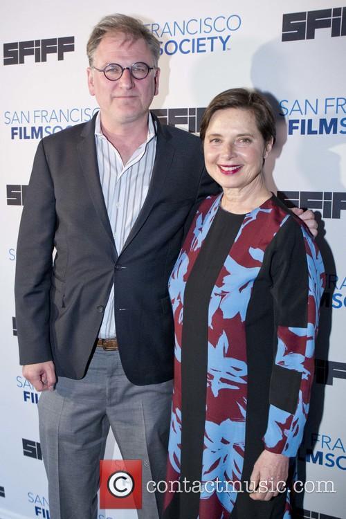 Noah Cowen and Isabella Rossellini 2