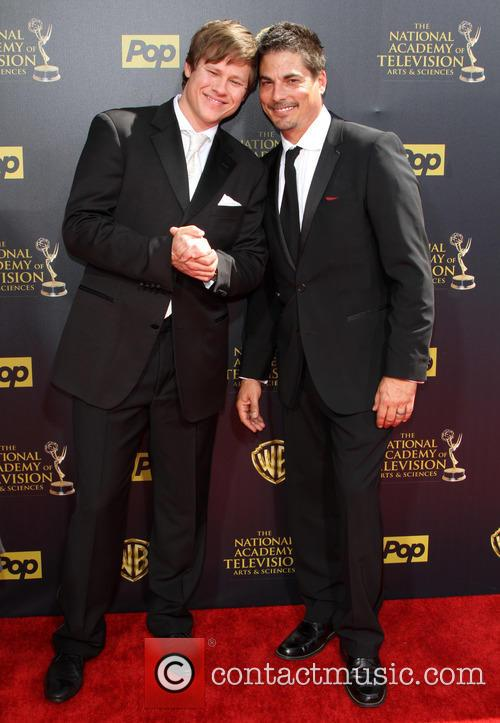 Guy Wilson and Bryan Dattilo 1