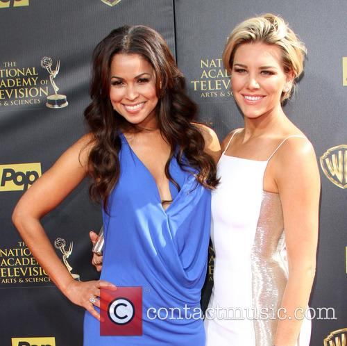 Tracey Edmonds and Charissa Thompson 3