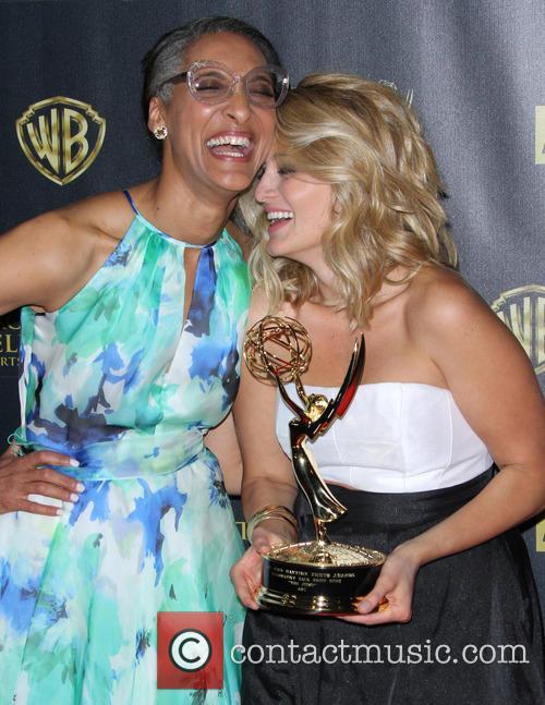 Daphne Oz and Carla Hall 3
