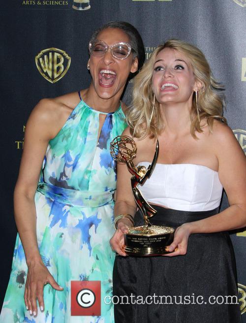 Daphne Oz and Carla Hall 4