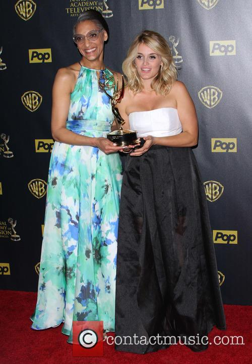 Daphne Oz and Carla Hall 5