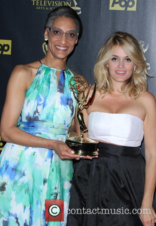 Daphne Oz and Carla Hall 1