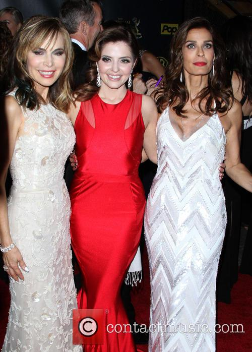 Kristian Alfonso and Jen Lilley 7