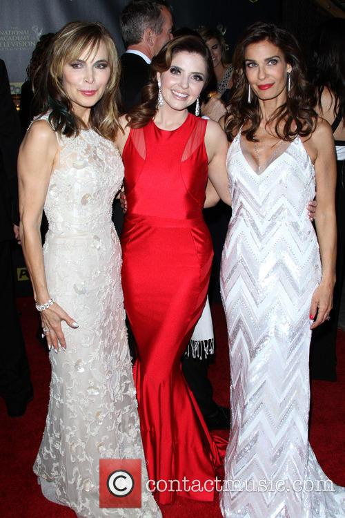 Kristian Alfonso and Jen Lilley 1