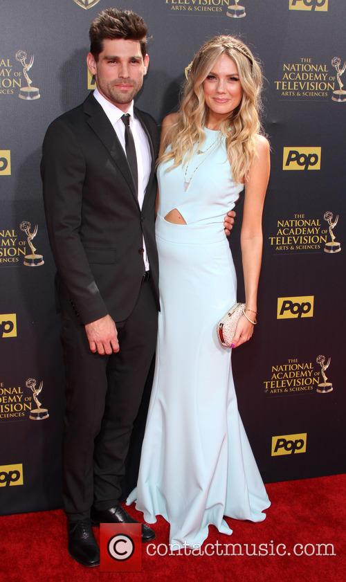 Justin Gaston and Melissa Ordway 3