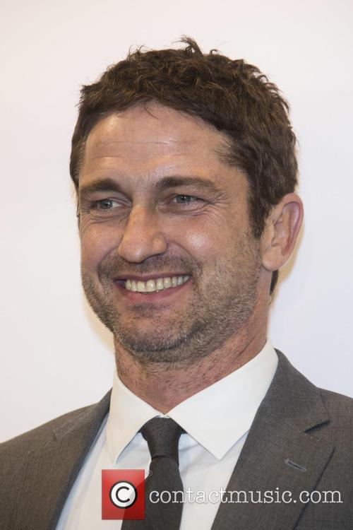Picture gerard butler hamburg germany monday 27th april for Butlers hamburg