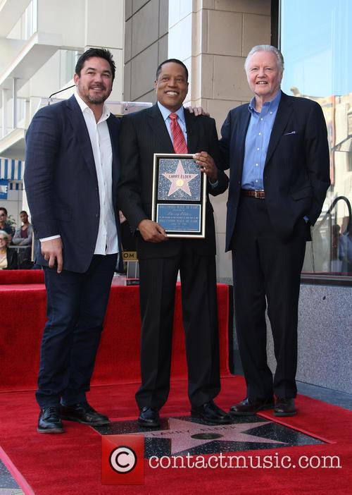 Dean Cain, Larry Elder and Jon Voight 3