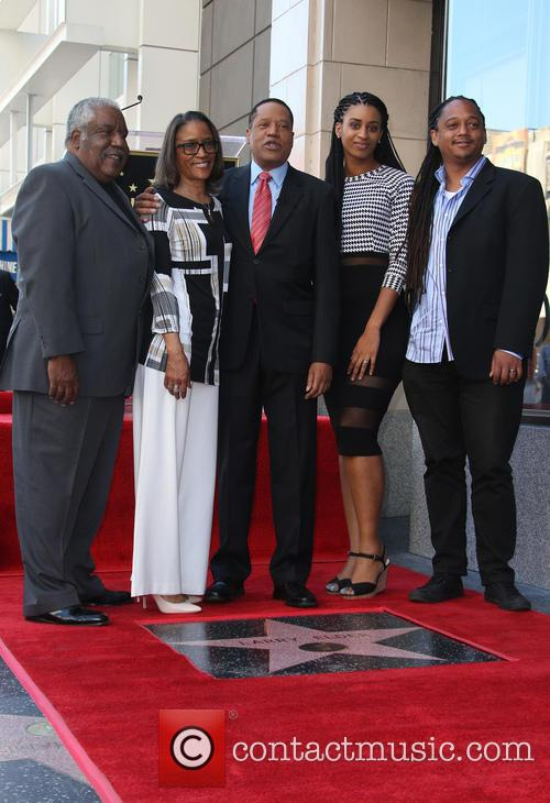 Larry Elder and Family 4