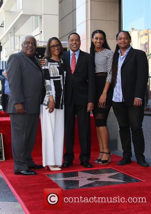 Larry Elder and Family 5