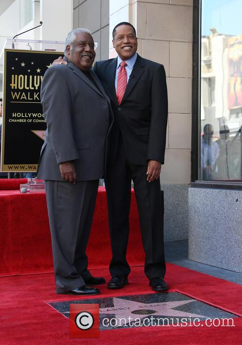 Larry Elder and Father 6