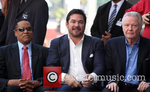 Larry Elder, Dean Cain and Jon Voight 8