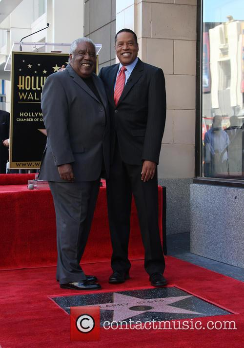 Larry Elder and Father 11