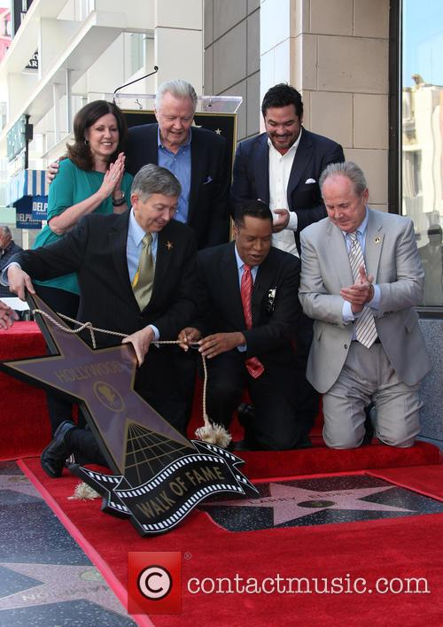 Maureen Schultz, Jon Voight, Leron Gubler, Larry Elder, Dean Cain and Tom Labonge. Councilmember 2