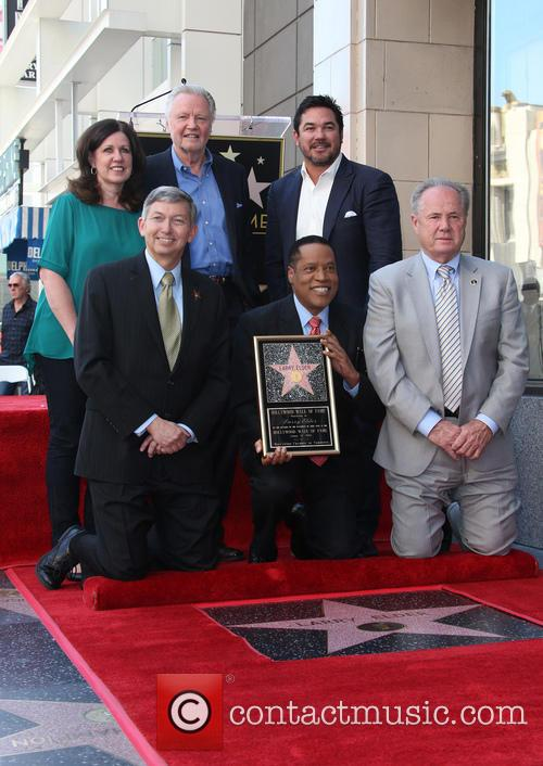 Maureen Schultz, Jon Voight, Leron Gubler, Larry Elder, Dean Cain and Tom Labonge. Councilmember 3