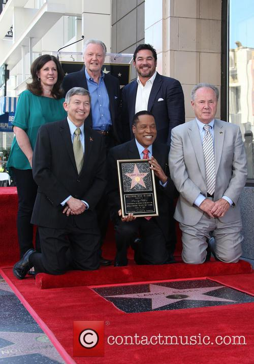 Maureen Schultz, Jon Voight, Leron Gubler, Larry Elder, Dean Cain and Tom Labonge. Councilmember 4