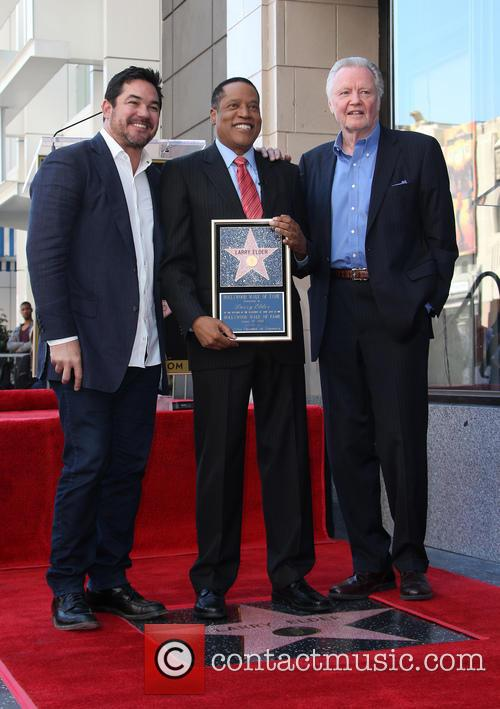 Dean Cain, Larry Elder and Jon Voight 10