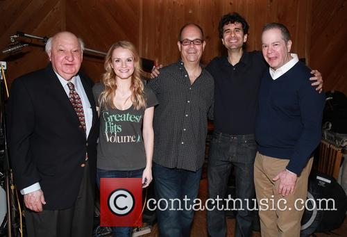Gerry Vichi, Kate Reinders, Brad Oscar, John Cariani and Peter Bartlett 3