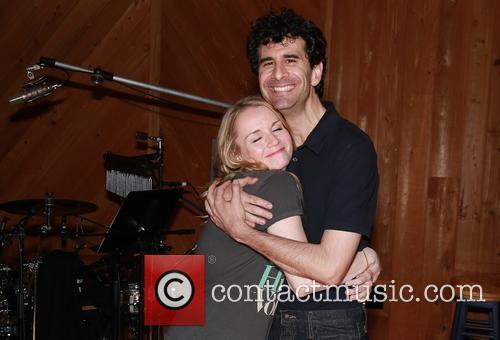 Kate Reinders and John Cariani 2