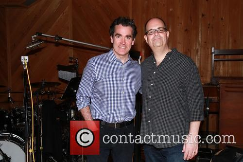 Brian D'arcy James and Brad Oscar 3