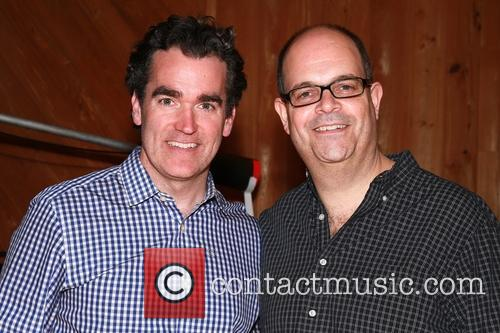 Brian D'arcy James and Brad Oscar 4
