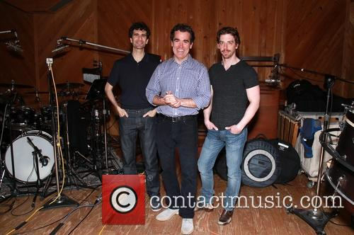 John Cariani, Brian D'arcy James and Christian Borle 2