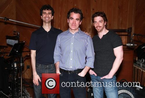 John Cariani, Brian D'arcy James and Christian Borle 1