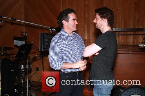 Brian D'arcy James and Christian Borle 7