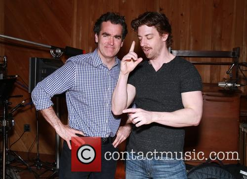 Brian D'arcy James and Christian Borle 9