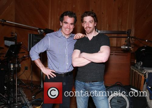 Brian D'arcy James and Christian Borle 11