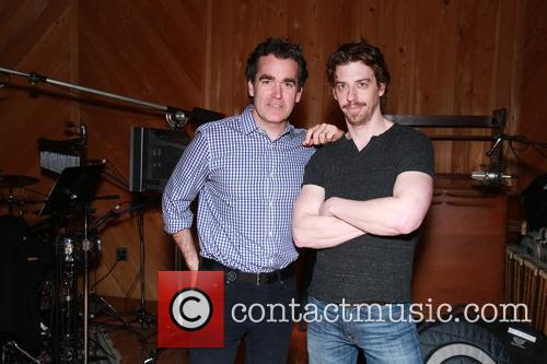 Brian D'arcy James and Christian Borle 1