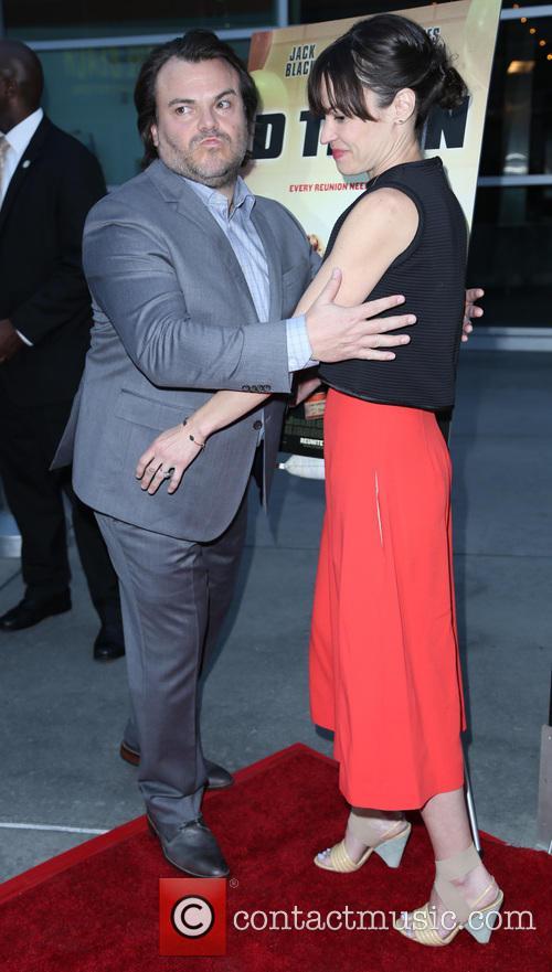 Jack Black and Tanya Haden 4