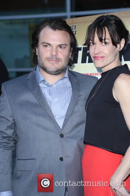 Jack Black and Tanya Haden 9