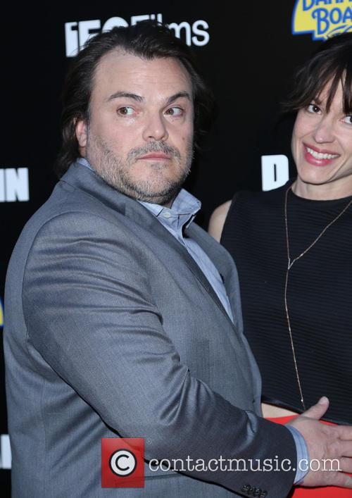Jack Black and Tanya Haden 10