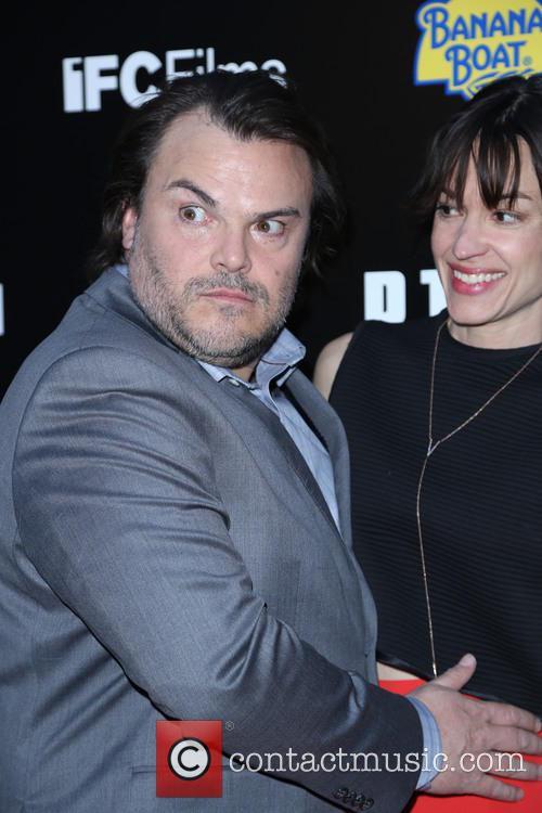 Jack Black and Tanya Haden 11