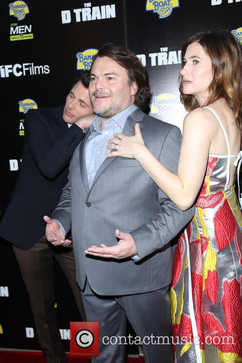 James Marsden, Kathryn Hahn and Jack Black 6