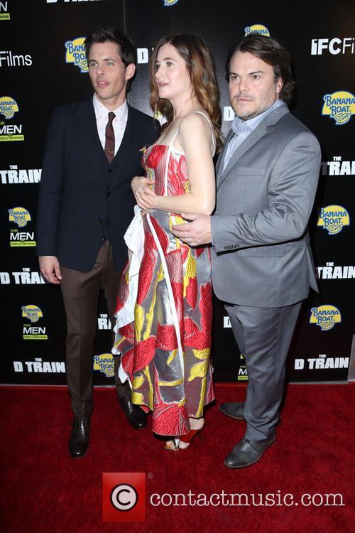 James Marsden, Kathryn Hahn and Jack Black 7