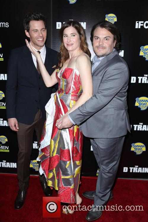 Los Angeles premiere of 'The D Train'
