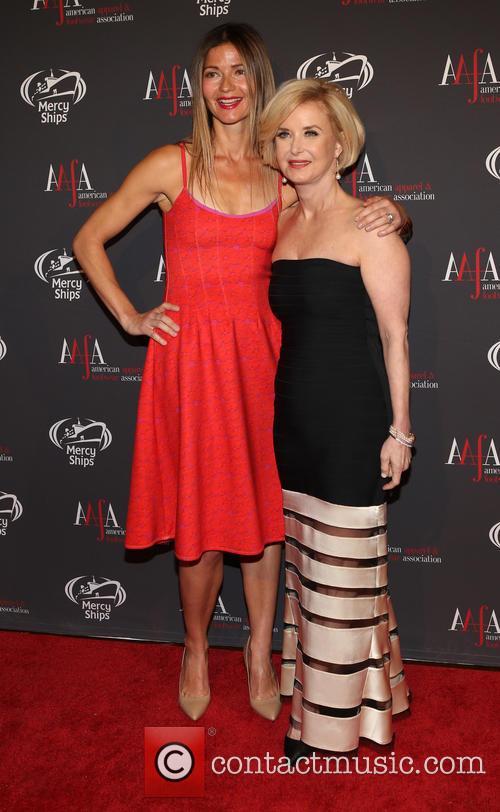 Jill Hennessy and Juanita D. Duggan 2