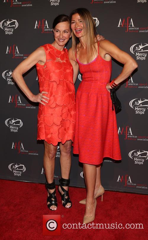 Cynthia Rowley and Jill Hennessy 4