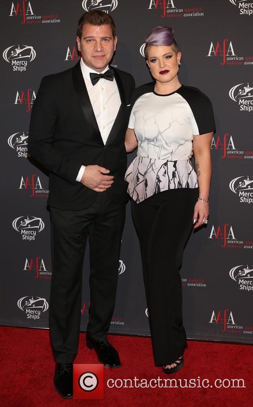 Tom Murro and Kelly Osbourne 6