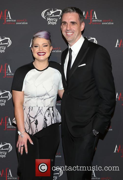 Kelly Osbourne and Mark Derbyshire 2